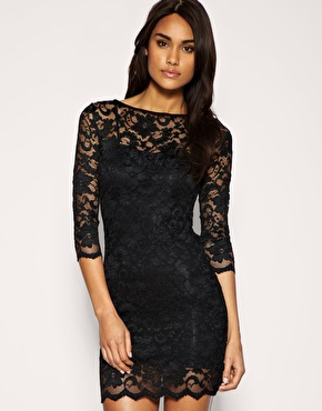 ASOS Lace Dress